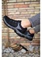 Riccon Haki Erkek Trekking Ayakkabı 00127053 Siyah